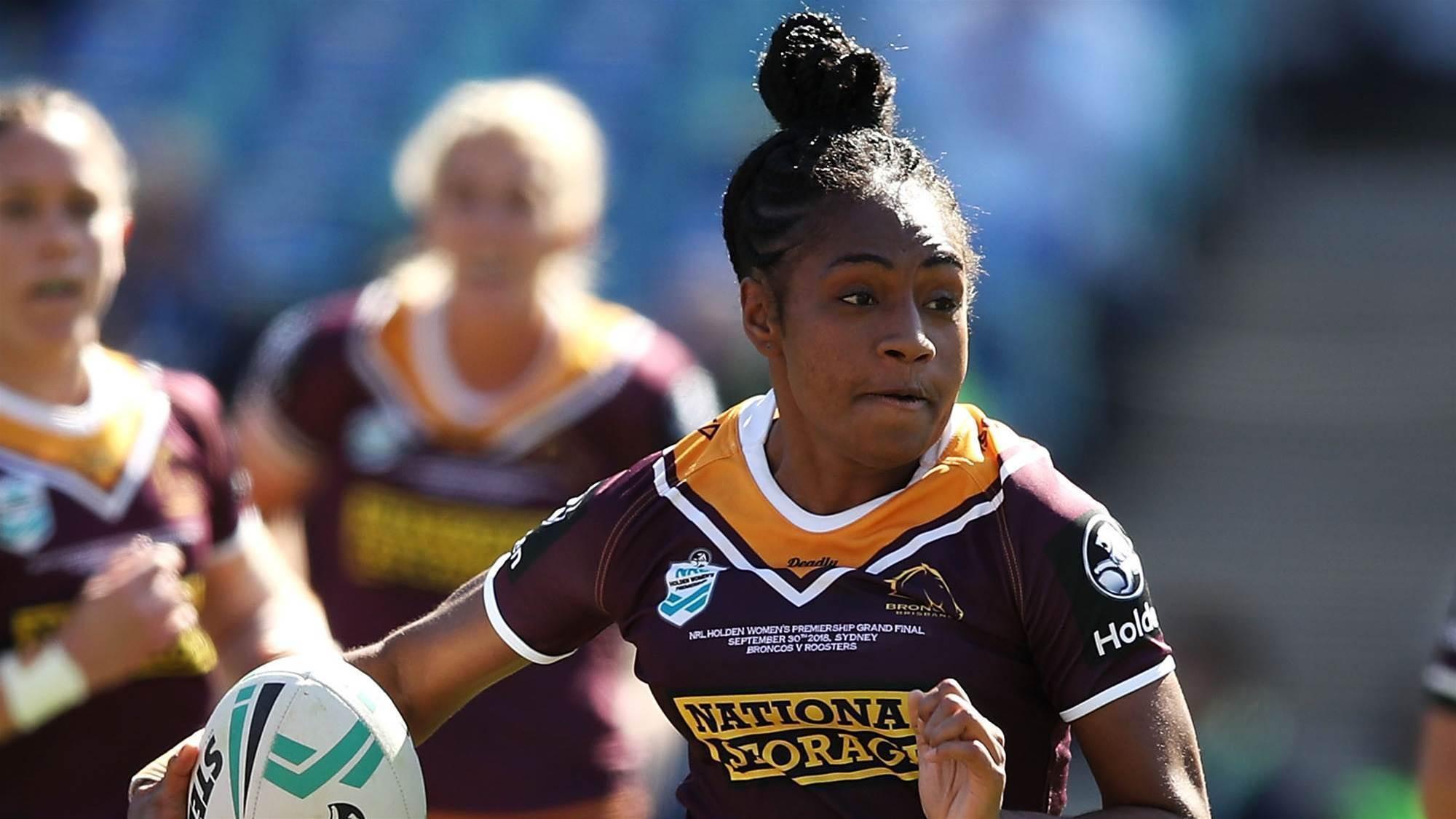 Kuk: Sport can change mindsets on women