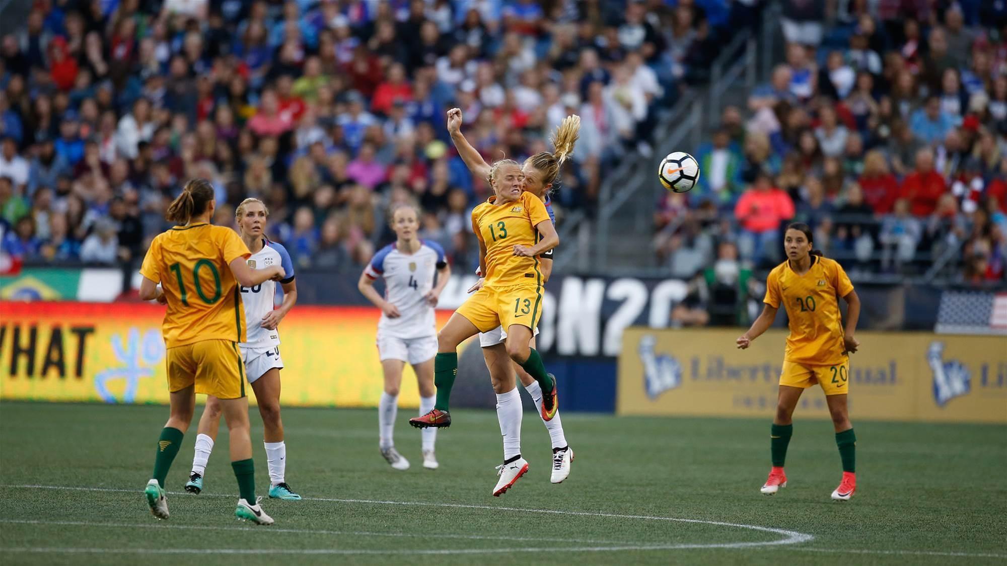 Preview: USA v Matildas