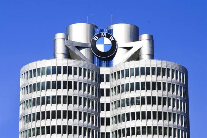 Microsoft, BMW launch industrial cloud technology partnership
