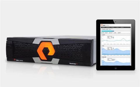 Pure Storage acquires Swedish startup Compuverde