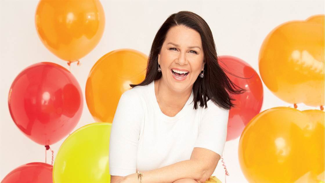 5 Minutes with... Julia Morris!
