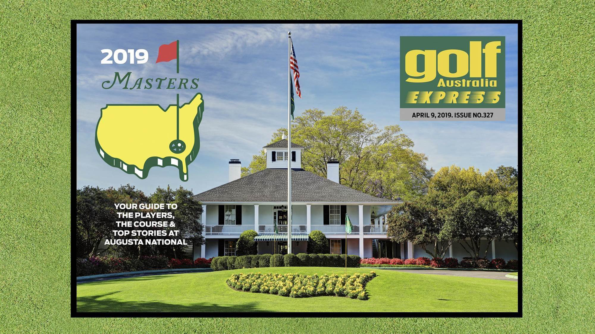 GA EXPRESS 327: The 2019 Masters Preview