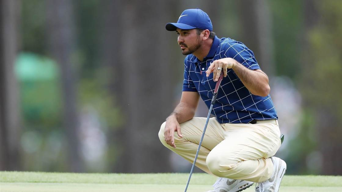More back trouble for Jason Day at The Masters