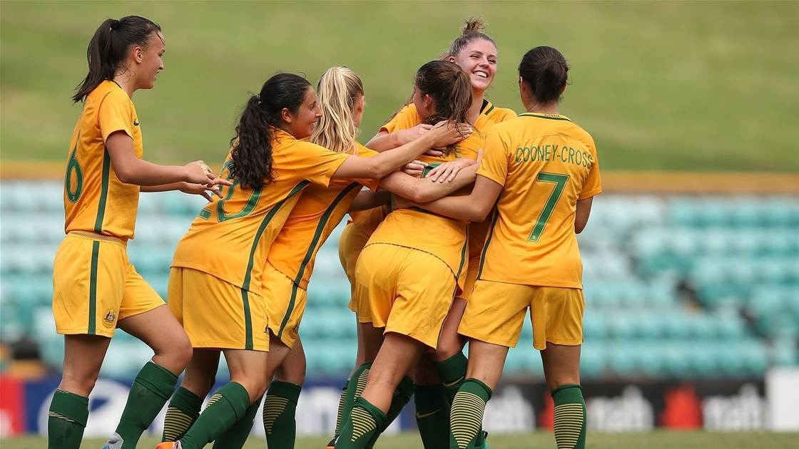Young Matildas squad named for next qualification stage