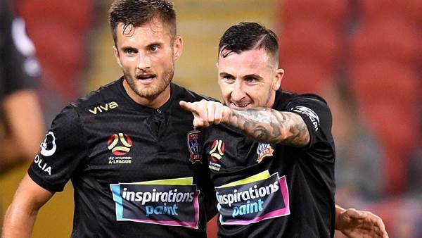 Best & Worst: Newcastle vs Brisbane