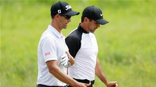 Day & Scott combo favoured at Zurich Classic