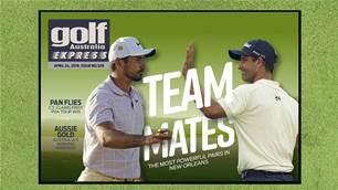 GA Express 329: Team Mates