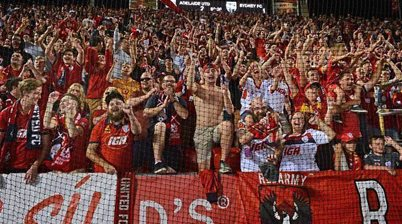 Adelaide United to host A-League Elimination Final