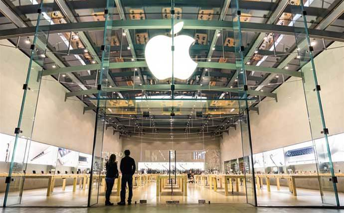 Apple cut AWS spend by almost half in 2018: report