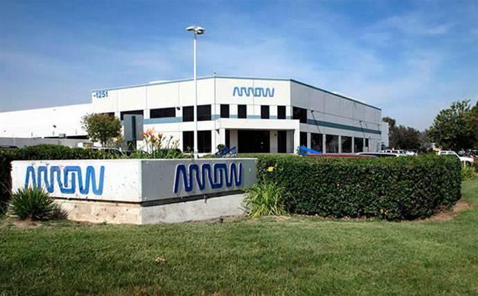 Arrow ECS Australia revenue surged in Nick Verykios' last year