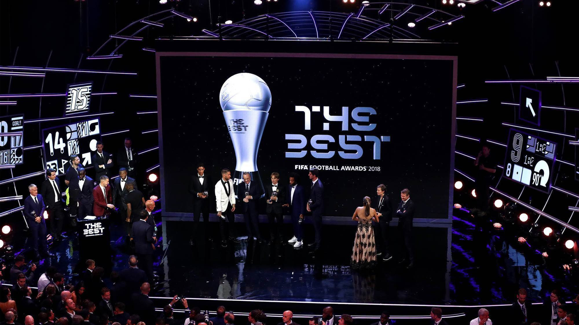 FIFA announced two new women's awards