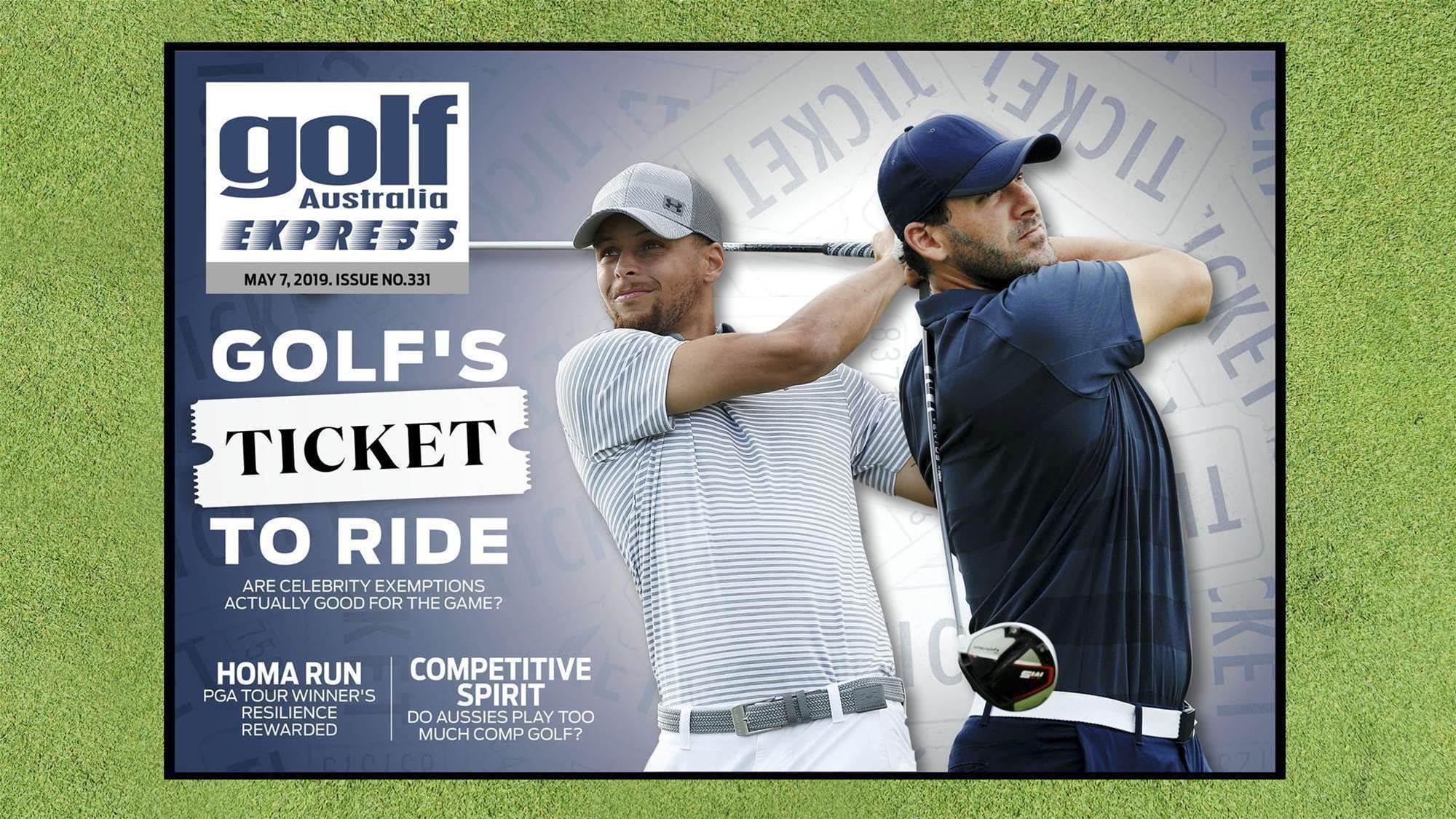 GA Express 331: Golf's Ticket to Ride