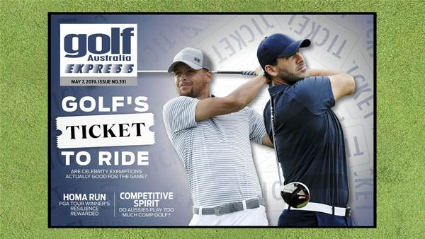 GA Express 331: Golf's Ticket to Ride