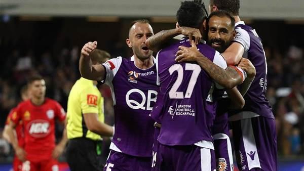 Perth vs Adelaide Player Ratings