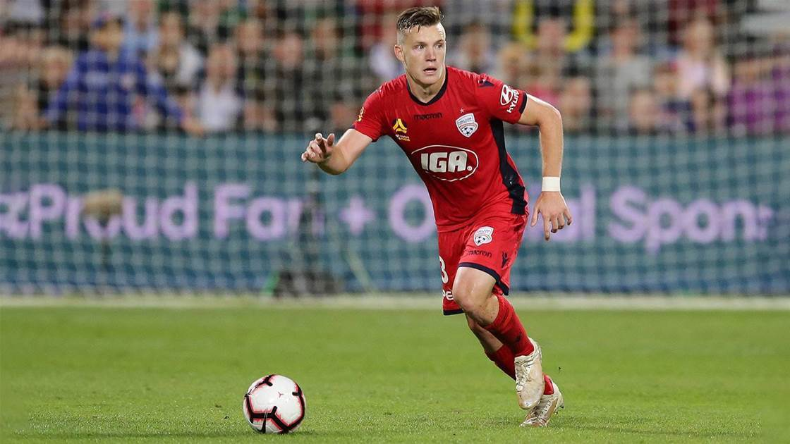 Galloway crosses A-League divide to City