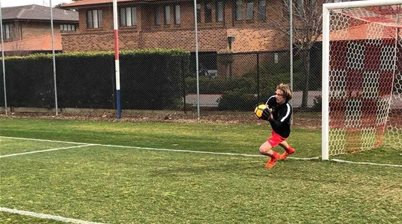 Canberra schoolboy signs for English club