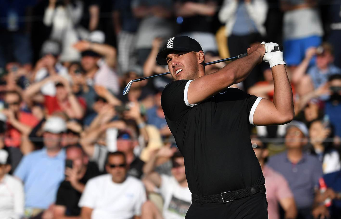 """""""No-one can keep up"""" with Koepka: Scott"""