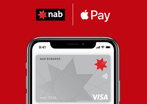 NAB customers can now use Apple Pay
