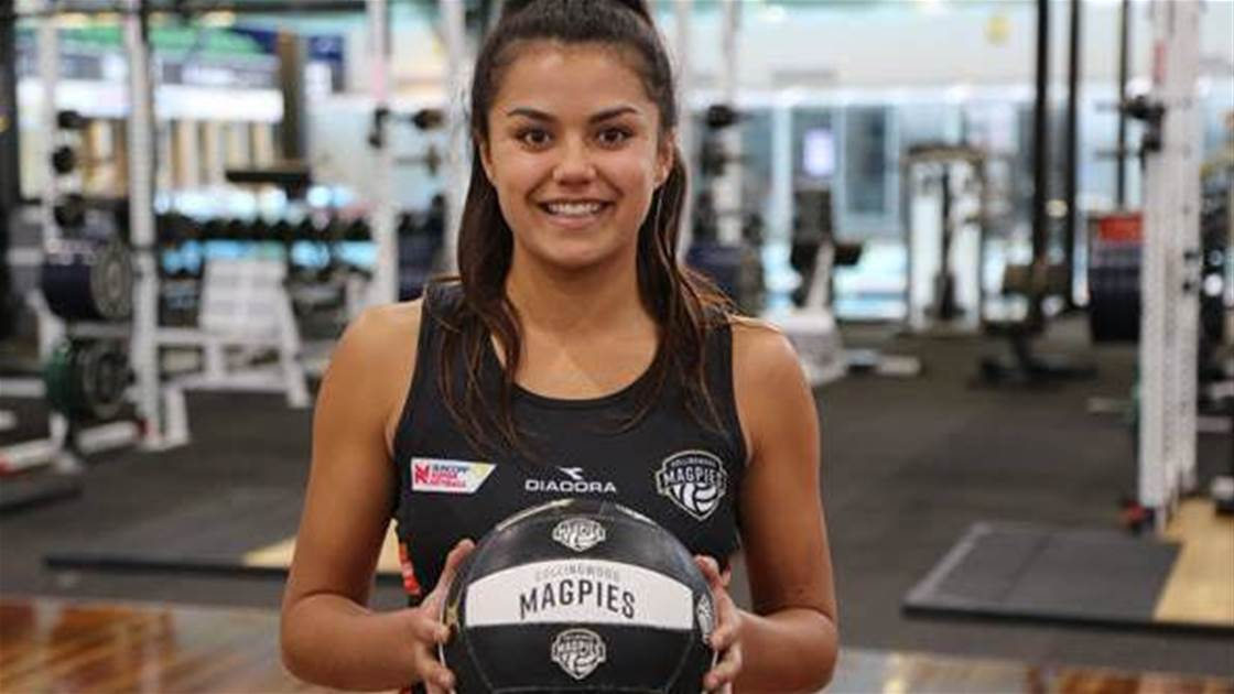 Young Silver Fern joins Pies