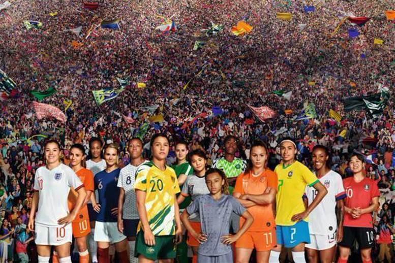 Sam Kerr stars in Nike women's football film 'Dream Further'