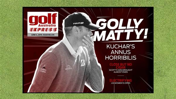 GA Express 335: Golly Matty!