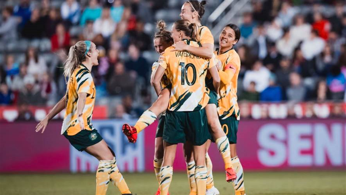 Match preview: Matildas v Italy
