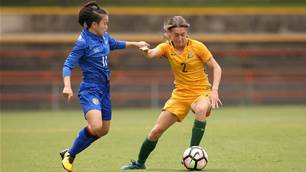 Teenage Matilda reveals 'surreal' World Cup atmosphere