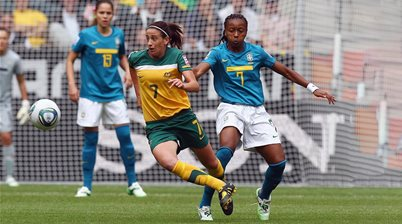 Matildas, Brazil meet again as huge rivals