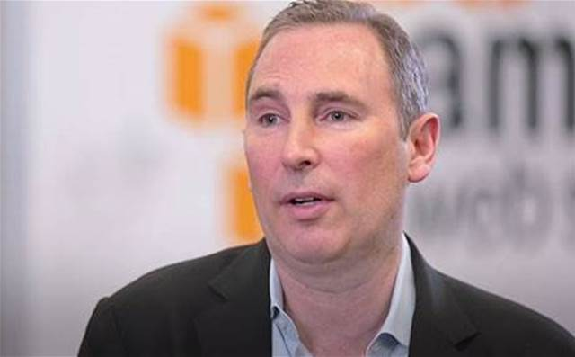 AWS chief Andy Jassy: no on spinoff; yes on facial recognition regs