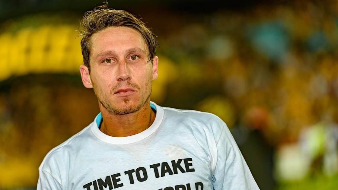 Arnold, Milligan fly in to support Matildas