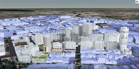 Urban development simulator lets planners keep their cool