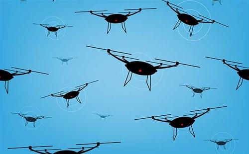 Harris buys drone retailer, closes Chinese, Hong Kong joint ventures