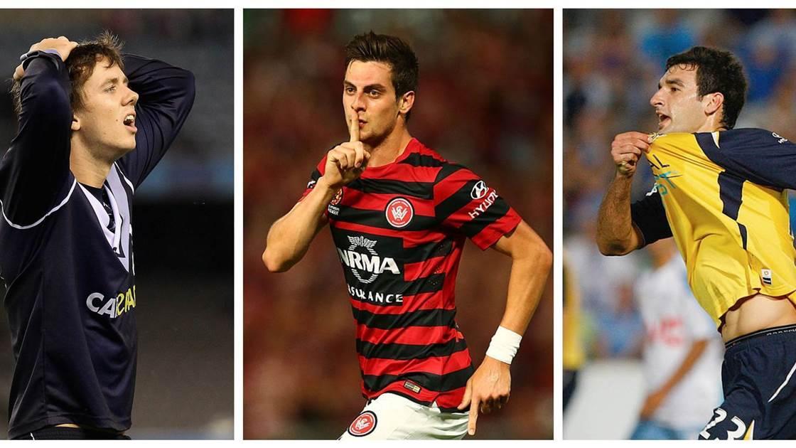 6 famous free-agents set for A-League returns