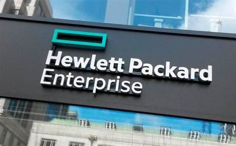 HPE will sell everything-as-a-service by 2022, targets mid-market