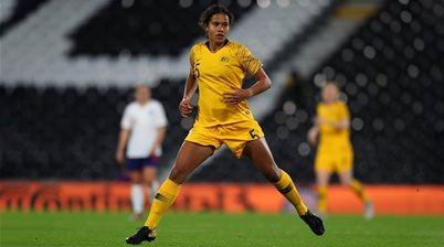 Matildas' Fowler cleared for Jamaica clash