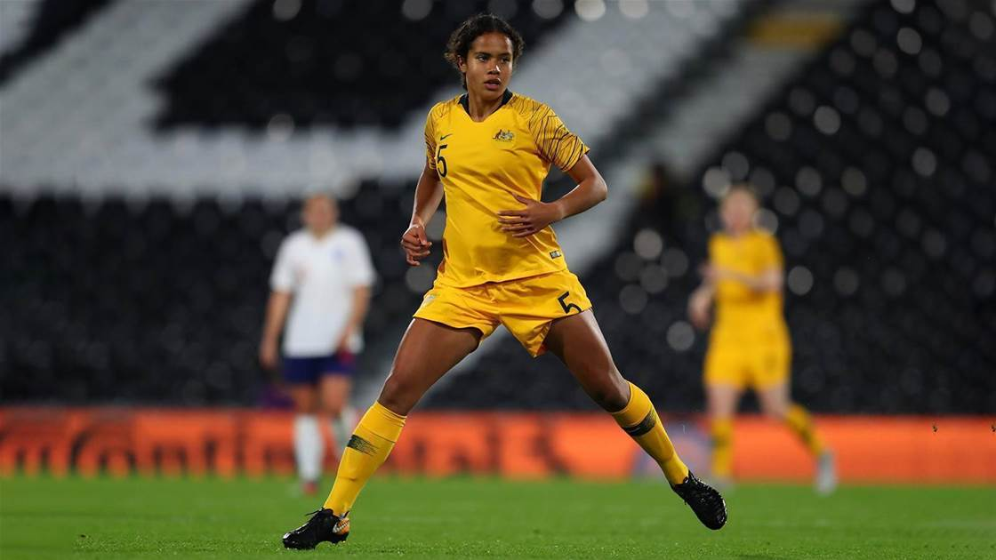 Matildas' Fowler cleared for Jamaica clash