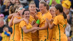 150 cap De Vanna in for Matildas to face Jamaica