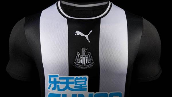 Newcastle United become 11th Premier League side to unveil home kit for 2019/20