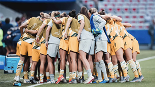 Is Australia losing ground in women's football?