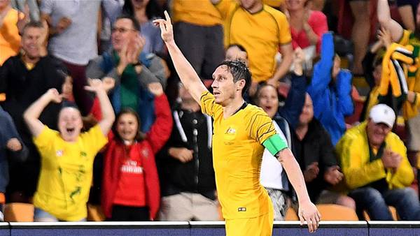 Socceroos capt Milligan signs for Southend