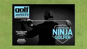 GA Express 339: Australian Ninja Golfer