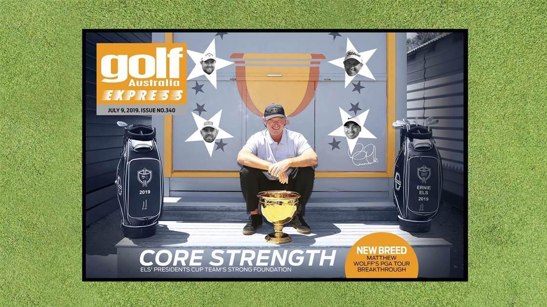 GA Express 340: Ernie's Core Strength
