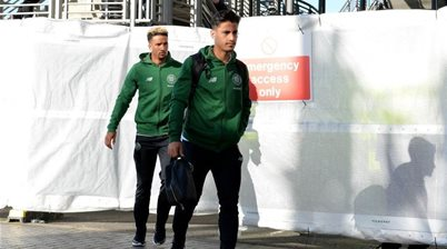 Arzani in Celtic's Champions League squad