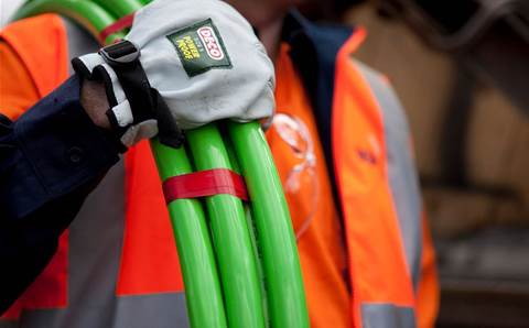 NBN Co blames Telstra for makeshift cabling