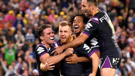 Dead In Goal Podcast: Cameron Munster Interview