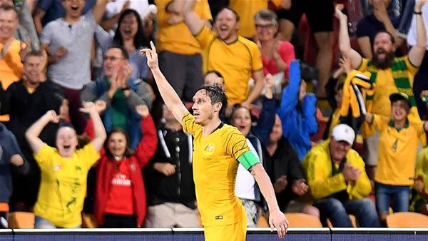 Milligan still in Socceroos' plans: Arnold