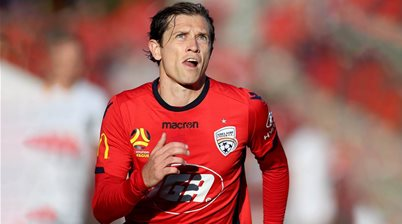 Goodwin swaps Adelaide for Al Wehda