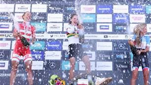 Australian MTB World Championships team 2019