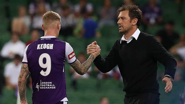 Keogh forced out of Glory, off to Saudi