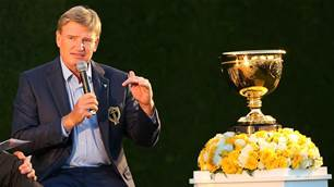 Presidents Cup: Captain Els to have no say in Royal Melbourne set-up